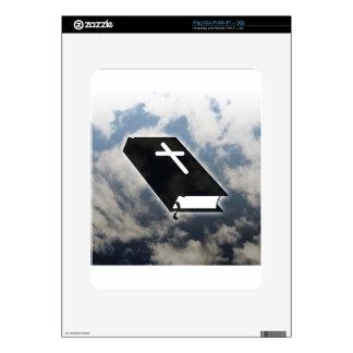 Ten Commandments Decal For iPad