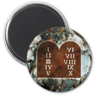 Ten Commandments Magnet