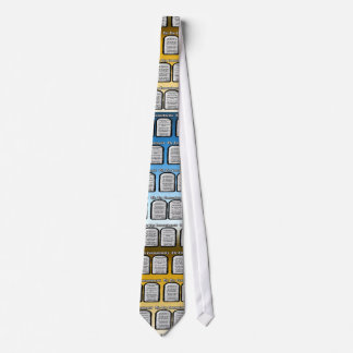 Ten Commandments of the Holy Bible, God's Law Tie