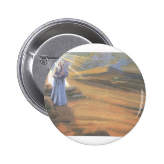 Ten Commandments Pinback Button
