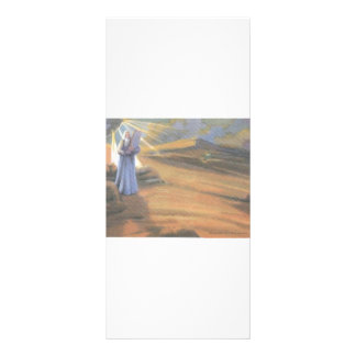 Ten Commandments Rack Card