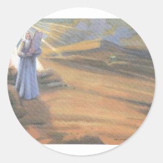 Ten Commandments Sticker