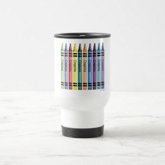 Ten Crayons Coffee Mug