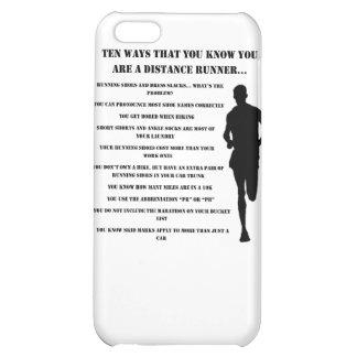 Ten Distance Runner Reasons Case For iPhone 5C