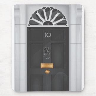 Ten Downing Street Door Mousepads