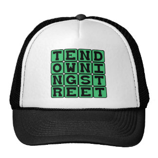 Ten Downing Street, Prime Minister's Address Trucker Hat
