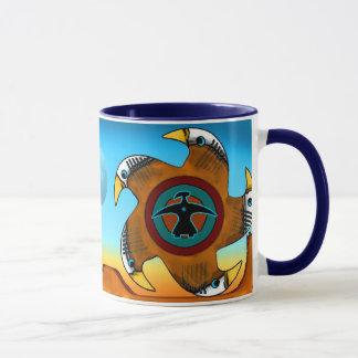 Ten Eagles Mug