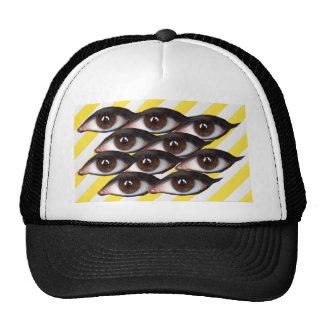 Ten Eyes Full Of Vigour Trucker Hat