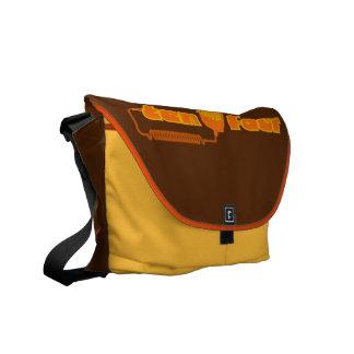 Ten-Four Retro CB Radio Bag (dark) Courier Bag