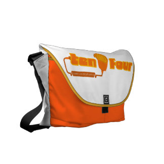 Ten-Four Retro CB Radio Bag (light)