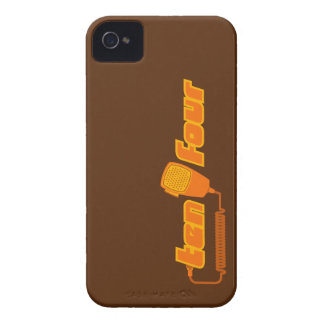 Ten-Four Retro CB Radio Blackberry Case (dark)