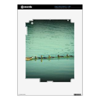 Ten in a Row iPad 2 Skin