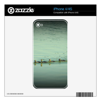 Ten in a Row Skin For The iPhone 4