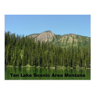 Ten Lake Scenic Area Postcards