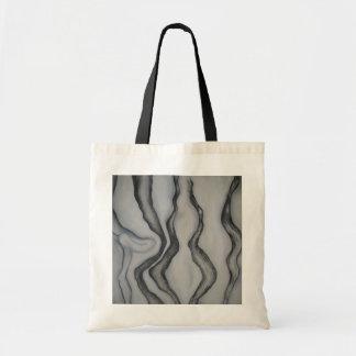 Ten Lines Canvas Bag