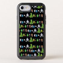 Ten Little Monsters Phone Case(Black) Speck iPhone Case