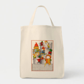 Ten Lords a Leaping Tote Bag