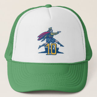 Ten Lords a-Leaping Trucker Hat