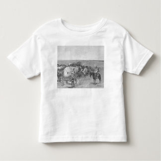 Ten Minutes Before the Great Rush Toddler T-shirt