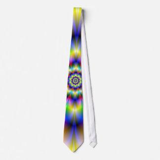 Ten Neon Petals Tie
