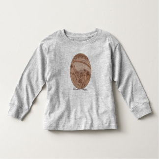 Ten Of Cups Tarot New Age Mystic Rustic Prim Toddler T-shirt