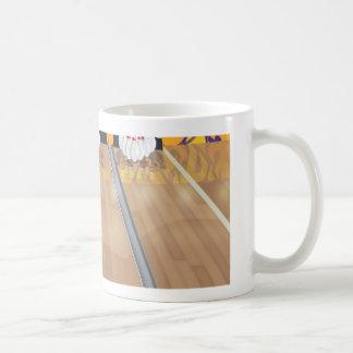 Ten Pin Bowling Alley Coffee Mug