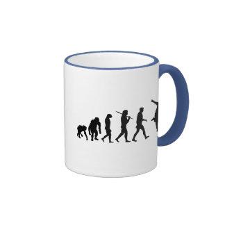 Ten Pin Bowling gift Ringer Coffee Mug