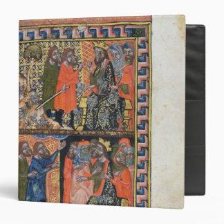 Ten Plagues of Egypt TtoB; the Plague of Binder