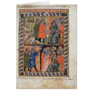 Ten Plagues of Egypt TtoB; the Plague of Card