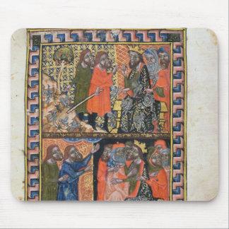 Ten Plagues of Egypt TtoB; the Plague of Mouse Pad