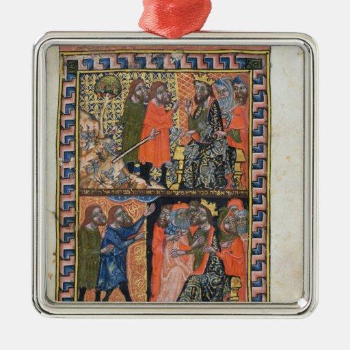 Ten Plagues of Egypt TtoB; the Plague of Ornaments