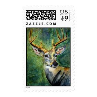 Ten Pointer (Deer) Stamps