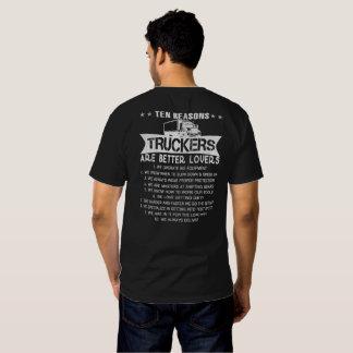 Ten REASONS - TRUCKERS Shirt