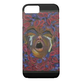 Ten Redefined - Sickle Cell Art by Nazaire iPhone 7 Case