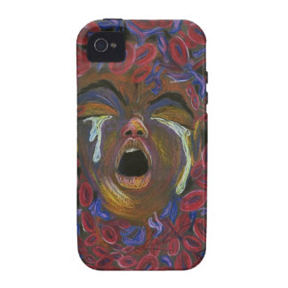 Ten Redefined - Sickle Cell Pain Awareness Vibe iPhone 4 Case
