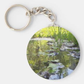 Ten Sleep Swamp Keychain