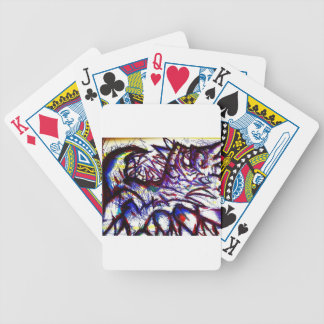 Ten Thousand Pounds of Pain Bicycle Playing Cards