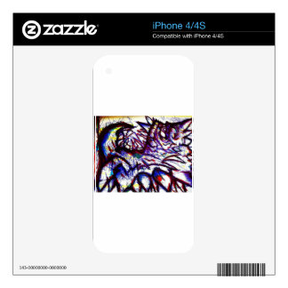 Ten Thousand Pounds of Pain Skin For The iPhone 4S