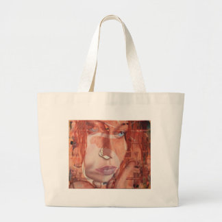 Ten to One Large Tote Bag