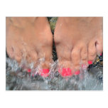 Ten Toes on Holiday Post Cards