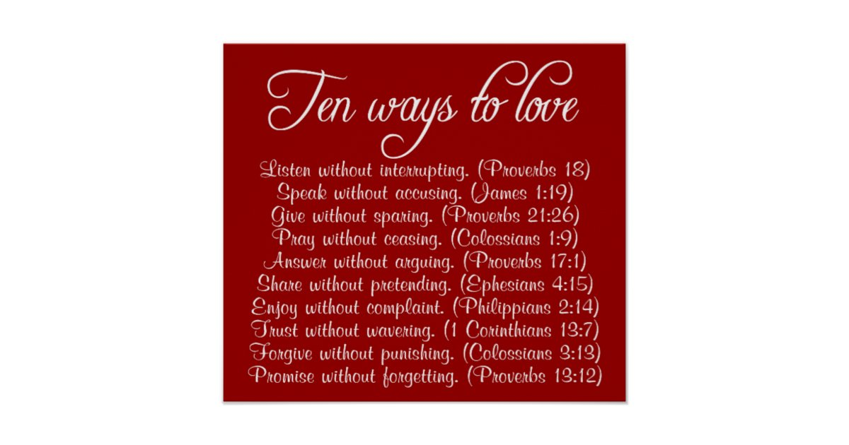 ways of love The way of love - if i speak in the tongues of men and of angels, but have not love, i am a noisy gong or a clanging cymbal and if i have prophetic powers, and understand all mysteries and.