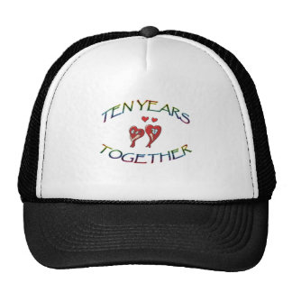 TEN YEARS TOGETHER HAT