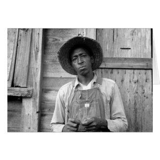 Tenant Farmer - 1939 Card
