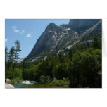 Tenaya Creek in Yosemite National Park Card