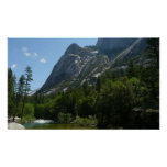Tenaya Creek in Yosemite National Park Poster