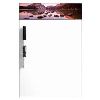 Tenaya Lake Dry-Erase Board