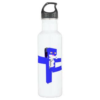 Tenblocks 24oz water bottle