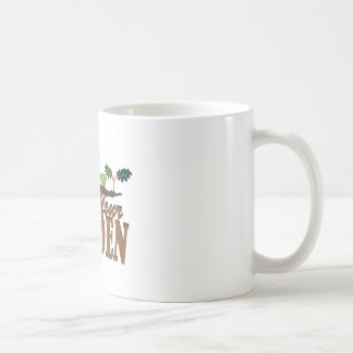 Tend Your Garden Classic White Coffee Mug