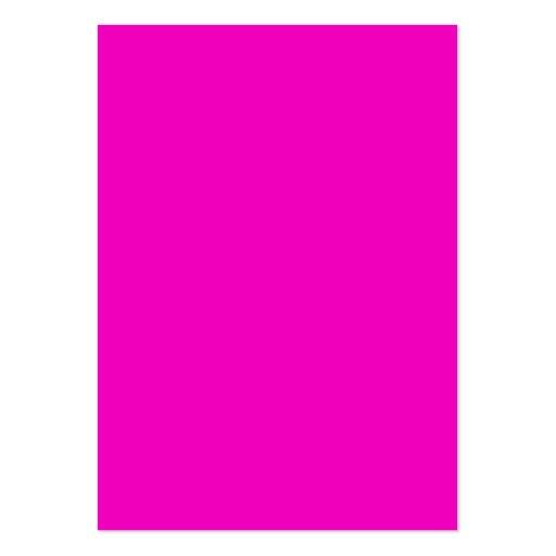 Tendencia brillante del color de la moda de la luz plantilla de tarjeta de visita