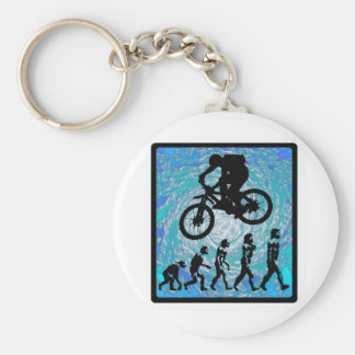 TENDENCIA ESCARPADA de la bici Llaveros